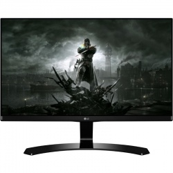 Monitor LED LG Gaming 24MP68VQ-P 23.8 inch 5ms Black FreeSync 75Hz