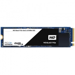 SSD WD Black 256GB PCI Express 3.0 x4 M.2 2280