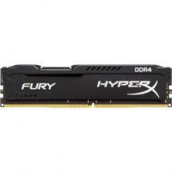 Memorie HyperX Fury Black 8GB DDR4 2400MHz CL15 1.2v