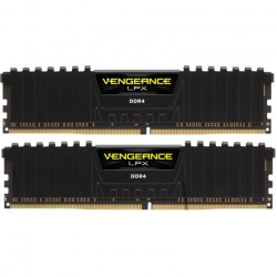 Memorie Corsair Vengeance LPX Black 16GB DDR4 2133MHz CL13 Dual Channel Kit