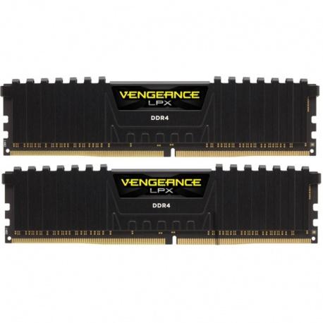 Memorie Corsair Vengeance LPX Black 16GB DDR4 2133MHz CL13 Dual Channel Kit