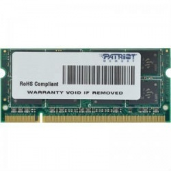 Memorie notebook Patriot Signature, 2GB, DDR2, 800MHz, CL6, 1.8v