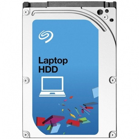 Hard disk notebook Seagate Laptop HDD, 500GB, SATA-II, 5400 RPM, cache 8MB, 9.5 mm