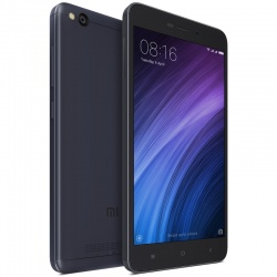 Smartphone Xiaomi Redmi 4A, Ecran HD, Snapdragon 425 Quad Core, 16GB, 2GB RAM, Dual SIM, 4G, baterie 3120 mAh, aluminiu, Grey