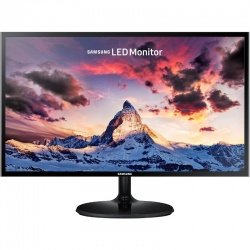 Monitor LED Samsung LS22F350FHU 21.5 inch 5ms black