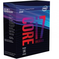 Procesor Intel ® Core™ i7-8700K (12M Cache, up to 4.70 GHz)