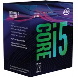 Procesor Intel Coffee Lake, Core i5 8500 3.0GHz box