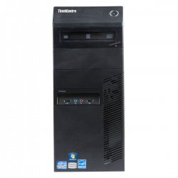 Lenovo ThinkCentre M91P Intel Core i5-2400 3.10 GHz, 4 GB DDR 3, 500 GB HDD, DVD-RW, Tower, Licenta Windows 10 Home MAR
