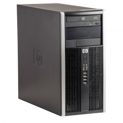 HP 6200 Pro Intel Core i3-2120 3.30 GHz, 4 GB DDR 3, 250 GB HDD, DVD-ROM, Tower, Windows 10 Home MAR