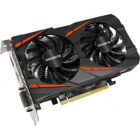 Placa video GIGABYTE Radeon RX 460 WindForce OC 4GB DDR5 128-bit