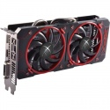 Placa video XFX Radeon RX 460 Double Dissipation 2GB DDR5 128-bit