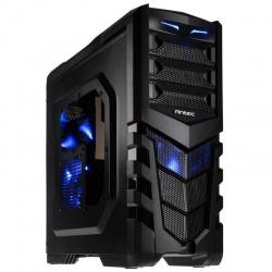 Carcasa Antec GX505 Window Blue