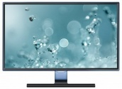 "Monitor LED Samsung SyncMaster 23.6"" LS24E390HL, Full HD (1920 x 1080), HDMI, VGA, 4 ms (Negru)"