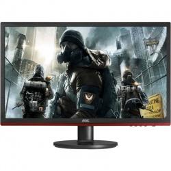 Monitor LED AOC Gaming G2260VWQ6 21.5 inch 1ms Black-Red FreeSync 75Hz