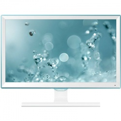Monitor LED Samsung SyncMaster S22E391H 21.5 inch 4ms white