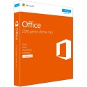 Aplicatie Microsoft Office Home and Business 2016 ENG, 32-bit/x64, 1 PC, Medialess - FPP