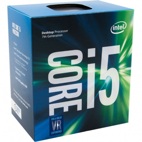 Procesor Intel Kaby Lake, Core i5 7500 3.4GHz box