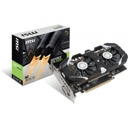 Placa video MSI GeForce GTX 1050 Ti 4GT OC 4GB DDR5 128-bit