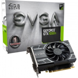 Placa video EVGA GeForce GTX 1050 Ti Gaming 4GB DDR5 128-bit