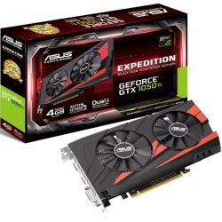Placa video ASUS GeForce GTX 1050 Ti Expedition 4GB DDR5 128-bit