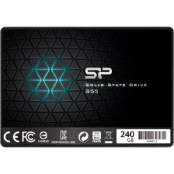 SSD Silicon-Power Slim S55 Series 240GB SATA III 2.5 inch