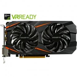 Placa video GIGABYTE GeForce GTX 1060 Windforce 6GB DDR5 192-bit