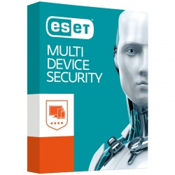 Securitate ESET Multi-Device v10, 5 PC, 1 an, New license, Retail