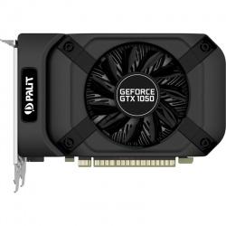 Placa video Palit GeForce GTX 1050 StormX 2GB DDR5 128-bit