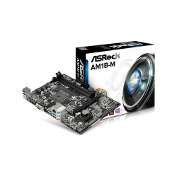 Placa de baza ASRock AM1B-M
