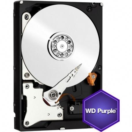 Hard disk WD Purple 2TB SATA-III IntelliPower
