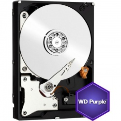 Hard disk WD Purple 3TB SATA-III IntelliPower