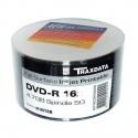 DVD PRINTABIL Traxdata 4.7 GB , viteza 16x , DVD-R , Set 50 bucati