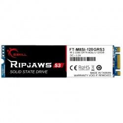 SSD G.Skill Ripjaws S3 120GB SATA-III M.2 2280