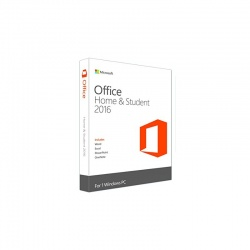 Microsoft Office Home and Student 2016, 1 PC, Romana, Medialess
