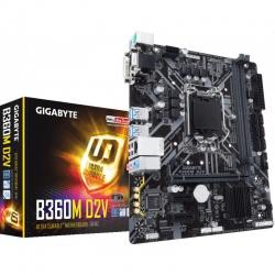 Placa de baza GIGABYTE B360M D2V
