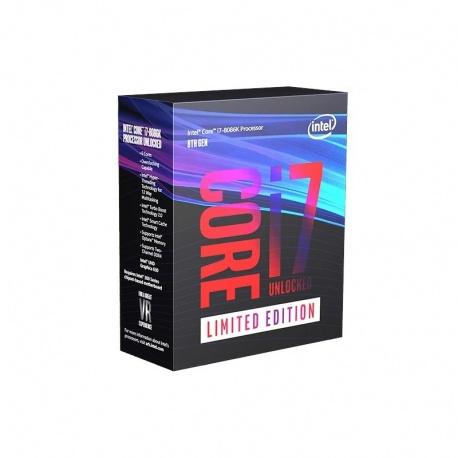 Procesor Intel Coffee Lake, Core i7 8086K 4.0GHz box
