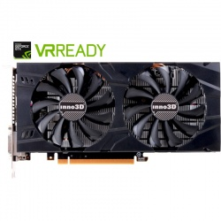 Placa video Inno3D GeForce GTX 1060 Twin X2 3GB GDDR5 192-bit
