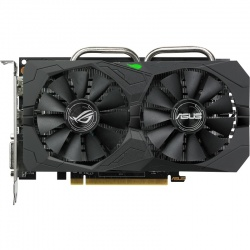 Placa video ASUS Radeon RX 560 STRIX O4G GAMING 4GB GDDR5 128-bit