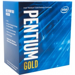 Procesor Intel Coffee Lake, Pentium Gold G5400 3.7GHz box