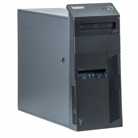 Lenovo ThinkCentre M83 Intel Core i5-4570 3.20 GHz, 4 GB DDR 3, 500 GB HDD, Tower, Windows 10 Home