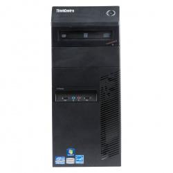 Lenovo ThinkCentre M91P Intel Core i5-2400 3.10 GHz, 4 GB DDR 3, 500 GB HDD, DVD-RW, Tower, Licenta Windows 10 Home MAR