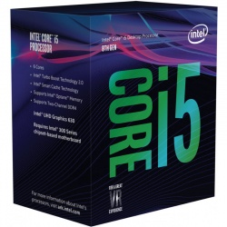 Procesor Intel Coffee Lake, Core i5 8600 3.1GHz box