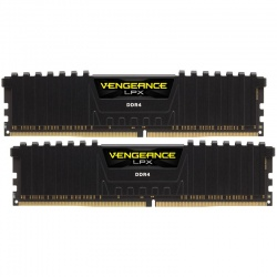 Memorie Corsair Vengeance LPX Black 16GB DDR4 3000MHz CL16 Dual Channel Kit