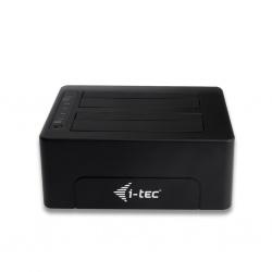 I-tec USB 3.0 stație de andocare pentru 2.5''/3.5'' SATA I/II/III HDD SSD