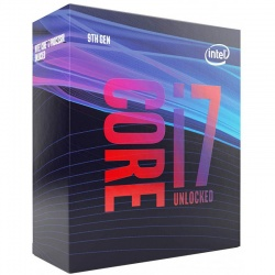 Procesor Intel Coffee Lake, Core i7 9700K 3.60GHz box