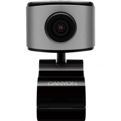 Camera Web Canyon CNE-CWC2 Black-Silver