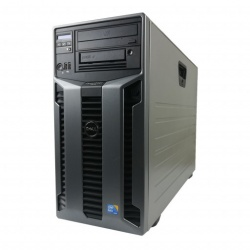 Dell PowerEdge T610 2 x Intel Xeon E5506 2.13 GHz, 16 GB DDR 3 REG, 4 x 1 TB HDD 3.5 inch, PERC 6/i, Tower