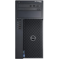Workstation  Dell Precision T1700 Tower, Xeon E3-1220 v3, 8GB Ram ,240GB SSD + 500GB S-ATA, video nVidia Quadro k2000