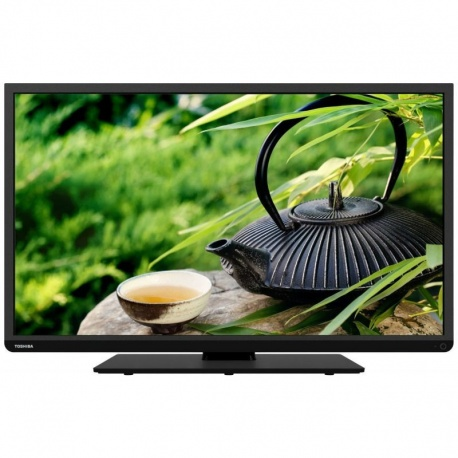 Televizor LED Toshiba 22L1333G Seria L1333G 55cm negru Full HD