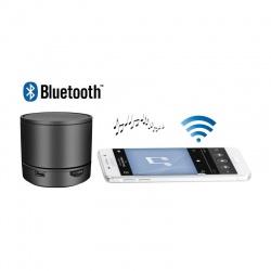 Boxa portabila Spacer Bluetooth S10 Black